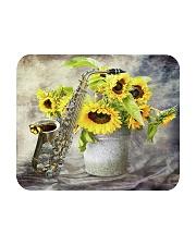 Saxophonist Sunflower Saxophone Mousepad thumbnail