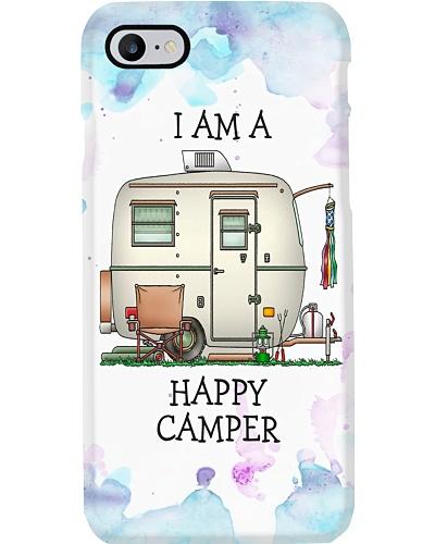 Camping I'm A Happy Camper
