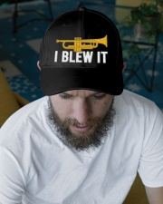 Trumpet I Blew It Embroidered Hat garment-embroidery-hat-lifestyle-06