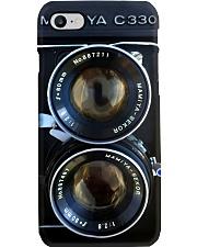 Photographer Mamiya C33 Double Lens Camera Phone Case i-phone-8-case