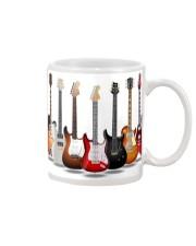 Guitar Color Images Mug front