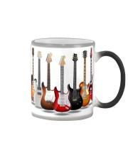 Guitar Color Images Color Changing Mug thumbnail