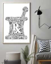 Pharmacist Rx Vintage 11x17 Poster lifestyle-poster-1
