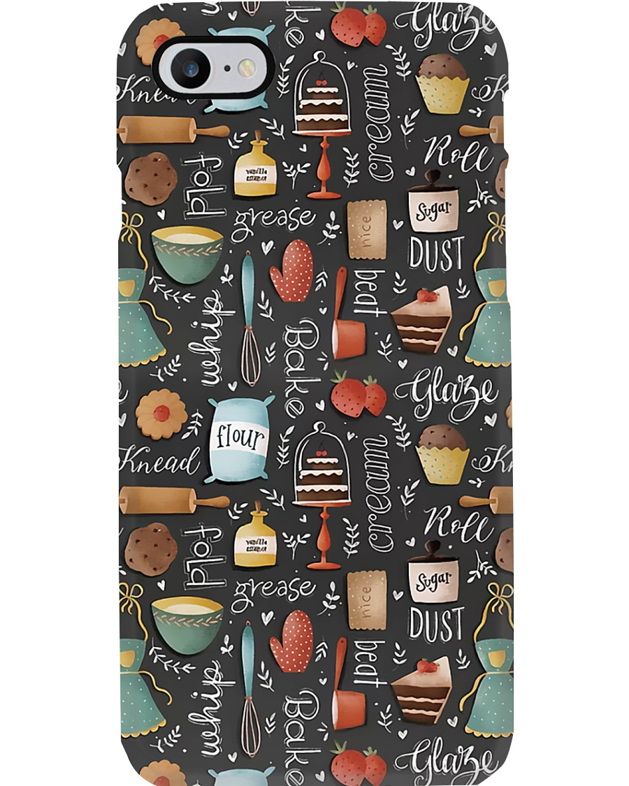 Baking Bake Phone Case