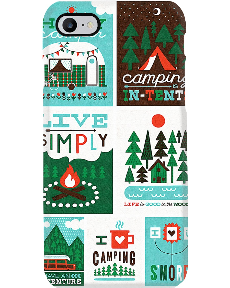 Go Camping Phone Case