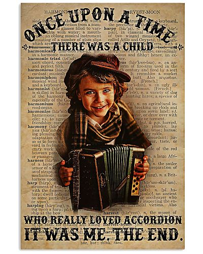There Was A Child Who Really Loved Accordion