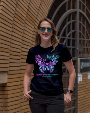 No Story Should End Too Soon Suicide Prevention Ladies T-Shirt lifestyle-women-crewneck-front-2