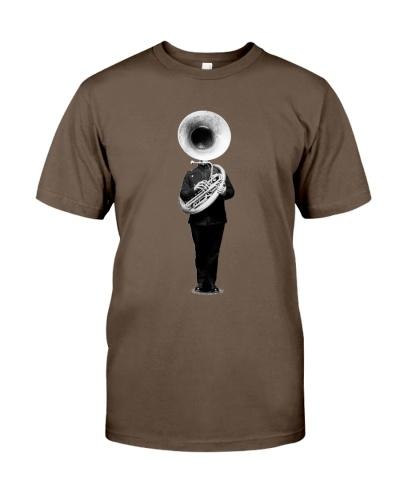 Tubist The Man Tuba