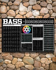 Bass Guitar Black Chart  17x11 Poster aos-poster-landscape-17x11-lifestyle-15