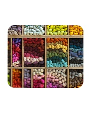 Crochet and Knitting Colorful Wool Rolls Mousepad thumbnail