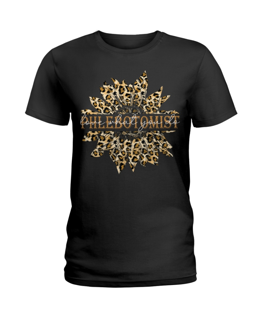 Phlebotomist - Love what you do Ladies T-Shirt