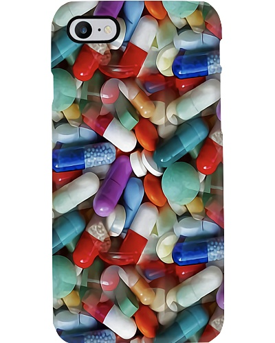 Pharmacist Pills Phonecase
