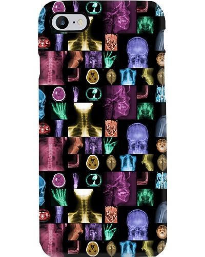 Colorful X-ray Image Radiology