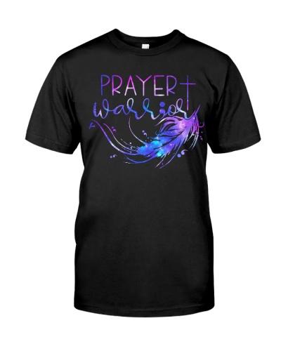 Prayer Warrior Suicide Prevention