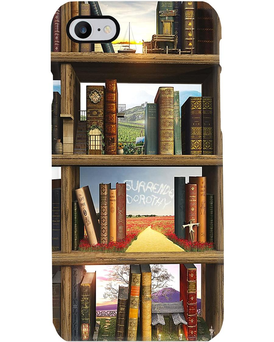 Librarian Books World Phone Case
