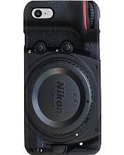 Photographer Black Nikon Camera Phone Case i-phone-7-case