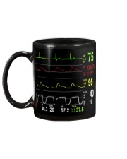 Cardiologist Number Screen Mug back