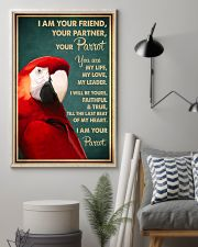 Parrot I Am Your Friend 11x17 Poster lifestyle-poster-1