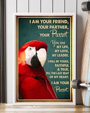 Parrot I Am Your Friend 11x17 Poster lifestyle-poster-4