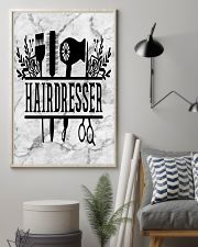 Hairdresser Tools Art 11x17 Poster lifestyle-poster-1