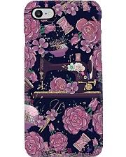 Purple Rose Sewing Machine Phone Case i-phone-7-case