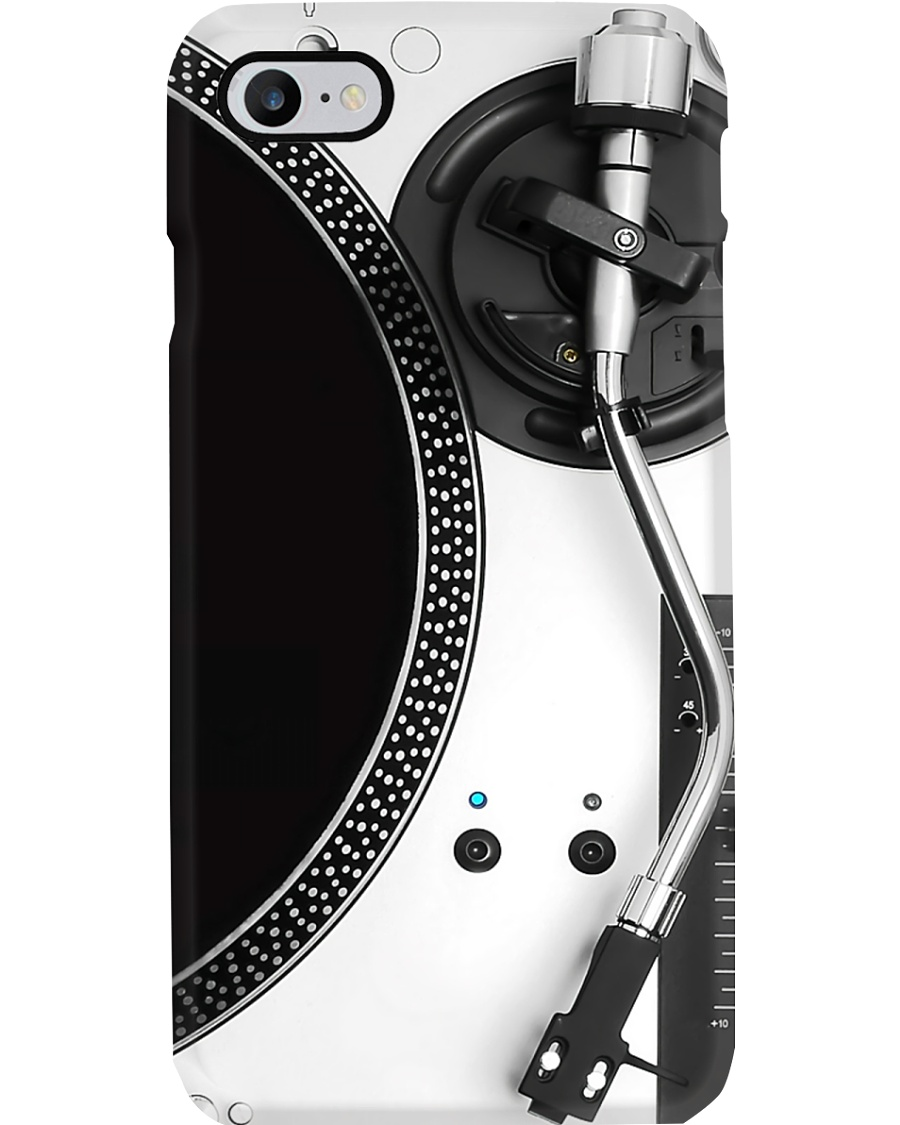 DJ Vinyl  Phone Case