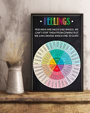 Teacher Feelings  11x17 Poster lifestyle-poster-3