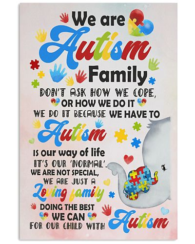 We are autism family
