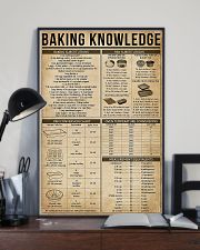 Baking Knowledge 11x17 Poster lifestyle-poster-2