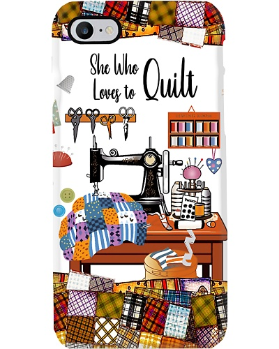 Sewing She Who Loves To Quilt