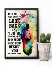 Horse Girl - It's hard to look back I'll be there 11x17 Poster lifestyle-poster-8