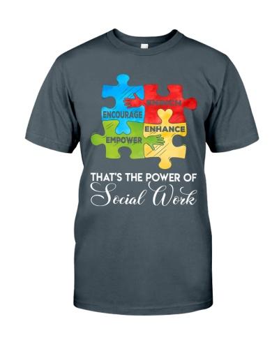 Social Worker Encourage Enrich Empower Enhance