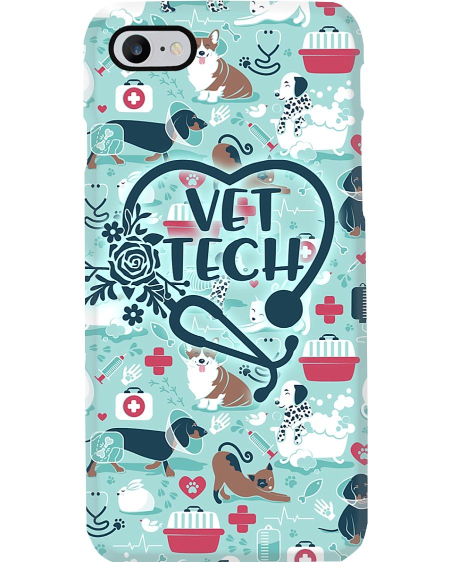 Veterinarian Vet Tech Phone Case
