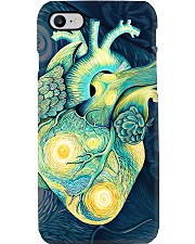 Cardiologist Starry Night Human Heart Phone Case i-phone-7-case