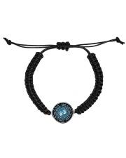 Massage Therapist Prayer Cord Circle Bracelet thumbnail