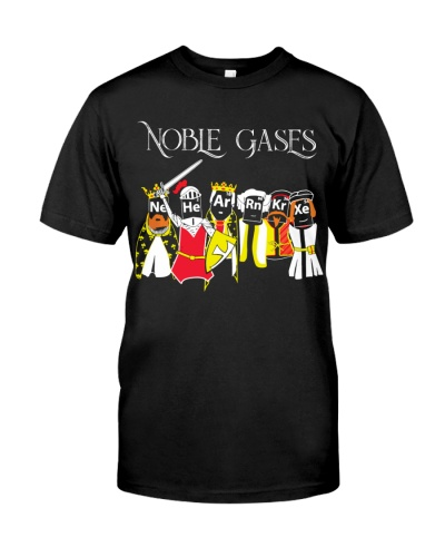 Chemist Noble gases
