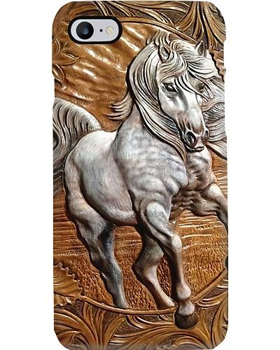Horse Girl Ceramic Horse