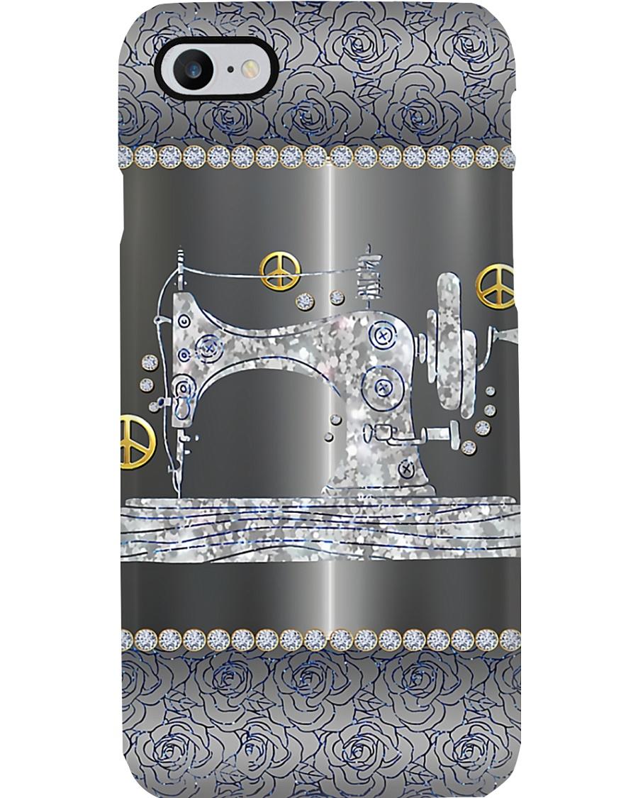 Sewing Diamond Machine Phone Case