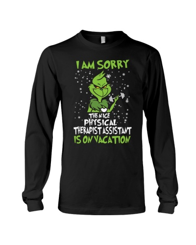 Physical Therapist Assistant Grinch