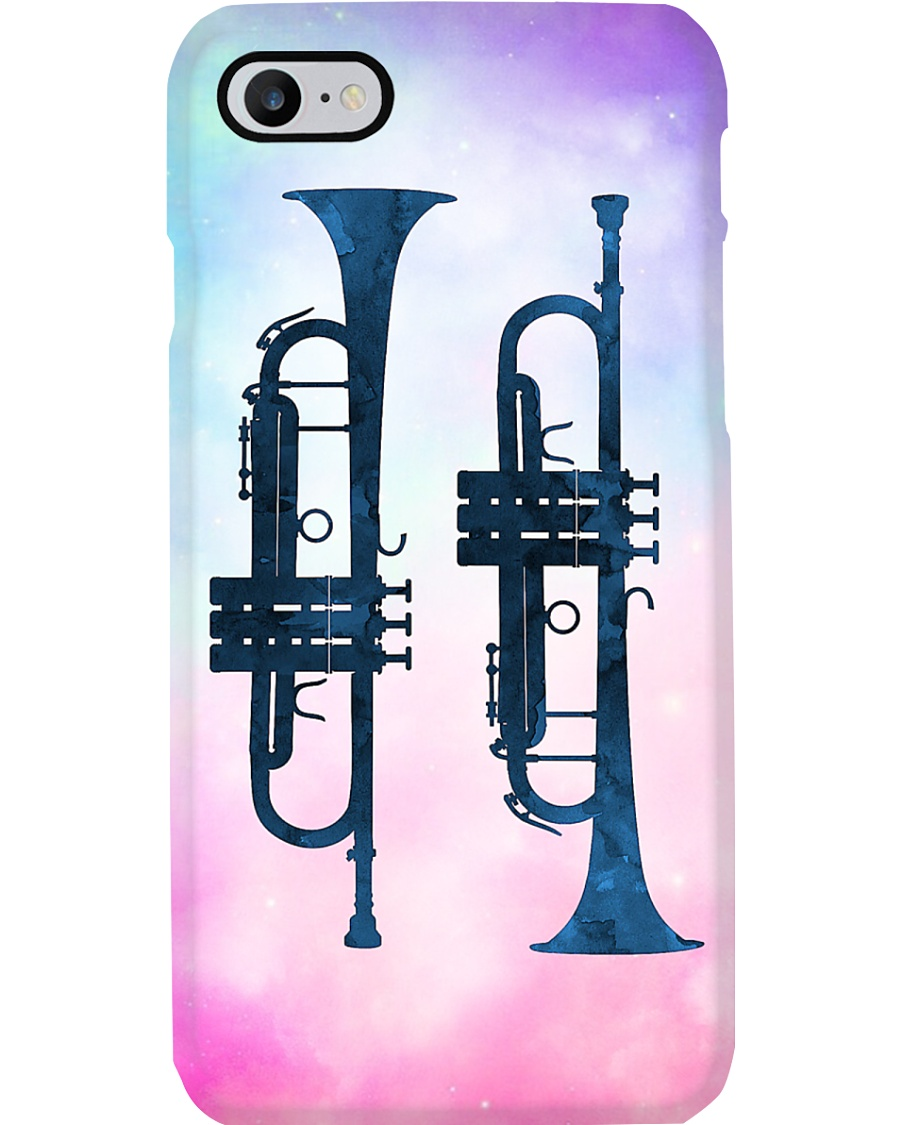 Trumpet Art Phone Case