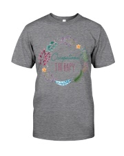 Occupational Therapy Flourist Classic T-Shirt thumbnail