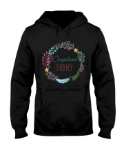 Occupational Therapy Flourist Hooded Sweatshirt thumbnail