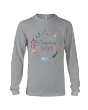 Occupational Therapy Flourist Long Sleeve Tee thumbnail