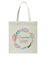 Occupational Therapy Flourist Tote Bag thumbnail