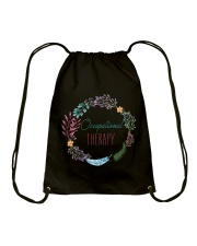 Occupational Therapy Flourist Drawstring Bag thumbnail