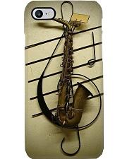 Old Saxophone  Phone Case i-phone-7-case
