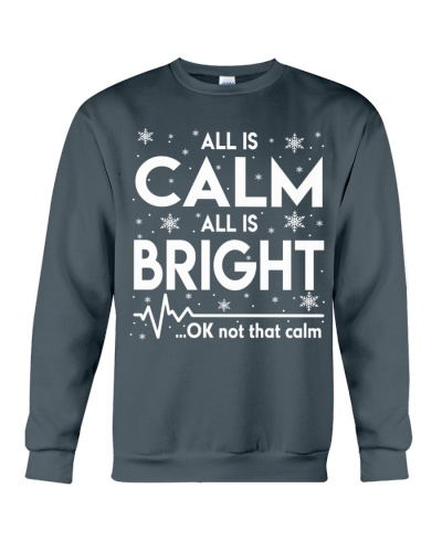 Paramedic- All is calm all is bright