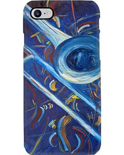 Trombone Abstract