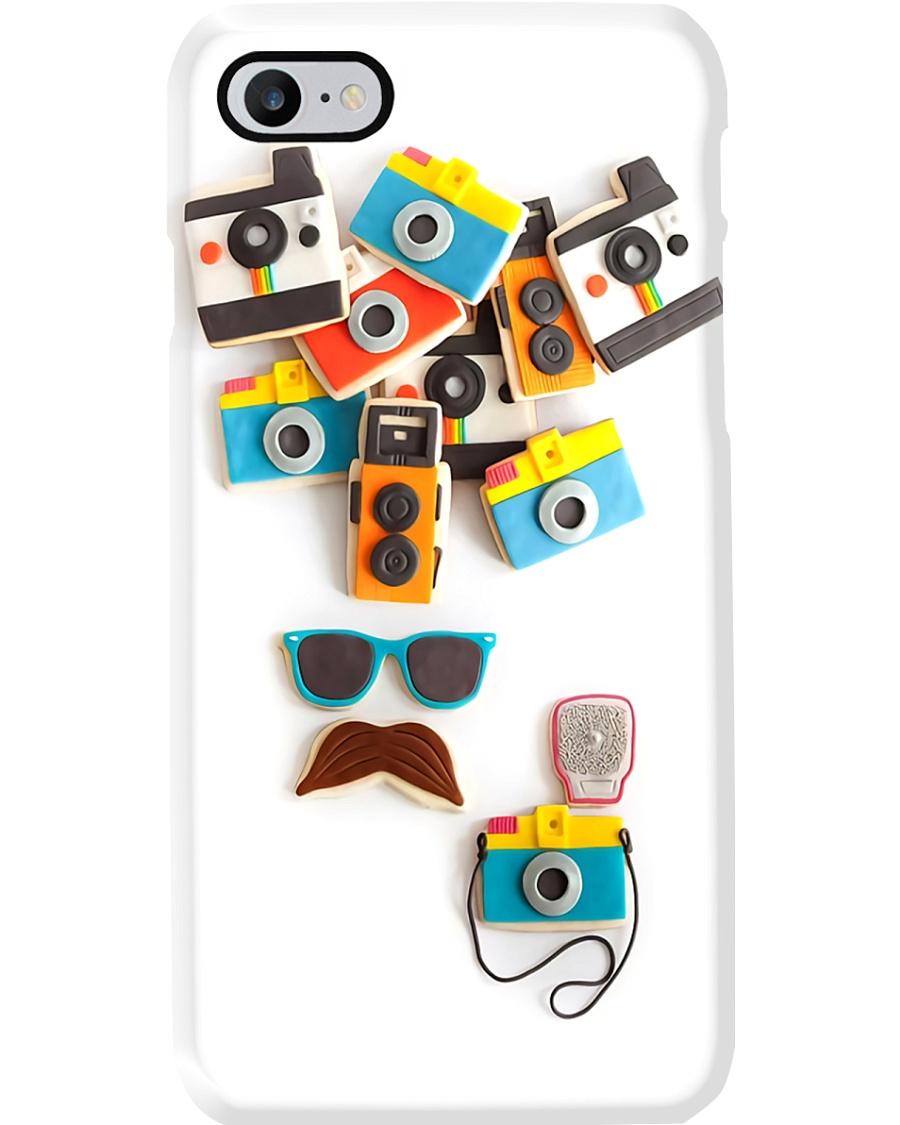 Photographer Cute Camera  Phone Case