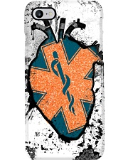 Paramedic Heart Symbol Phone Case i-phone-7-case